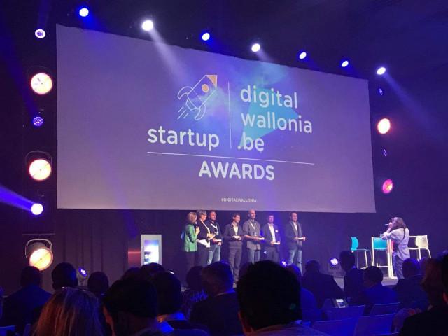 La startup wallonne de l'année soutenue par des Liegeois