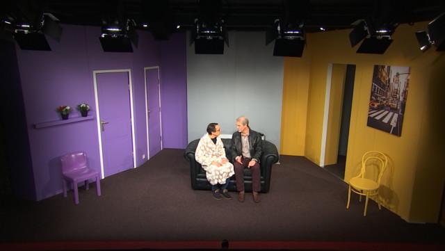 La Théâtre Arlequin au Forum pour le réveillon