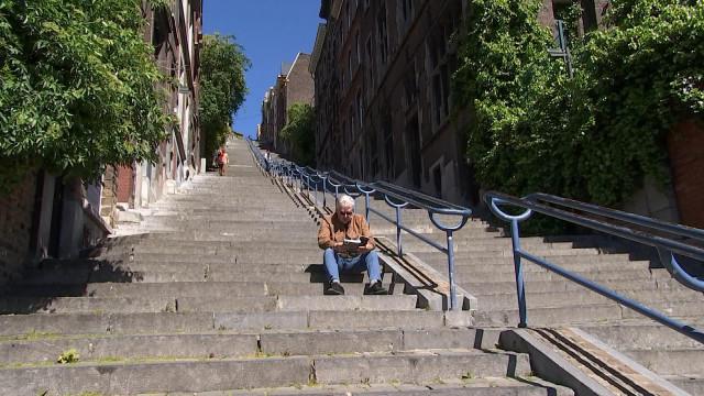 La ville aux 200 escaliers