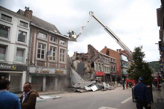 La ville de Huy acquiert le foncier de la rue Neuve