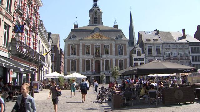 La ville de Huy ferme les bâtiments communaux jusqu'au 5 avril