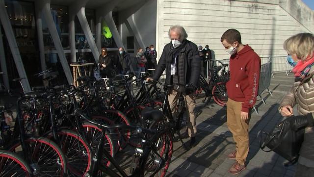 La Ville de Liège loue ses vélos gratuitement !