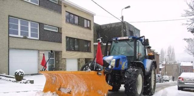 La Ville de Liège parée à faire face à la neige