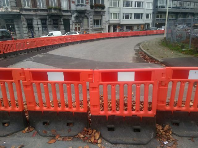 La ville de Liège plaide pour des aménagements rapides sur les voiries régionales