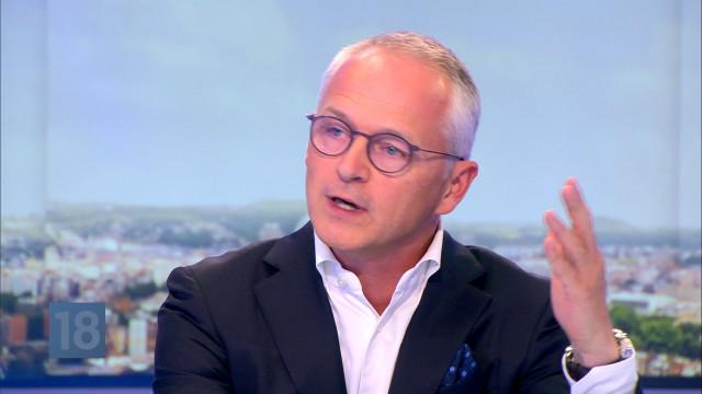 Chaudfontaine : Laurent Burton quitte la politique