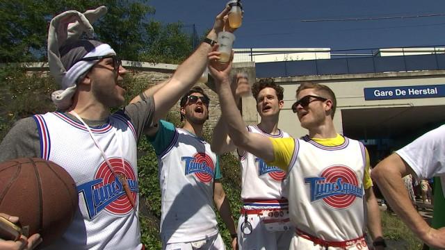 Le BeerLovers Marathon