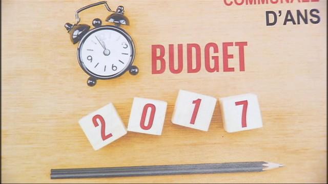 Le budget de la commune d'Ans, en boni