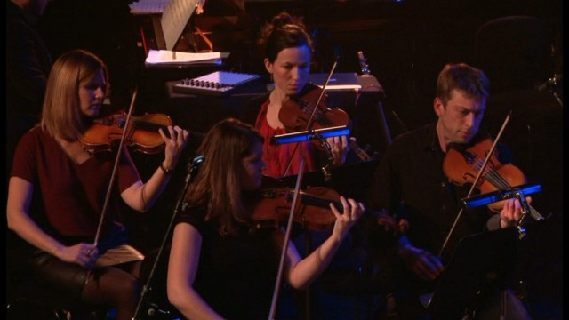 Le carnaval de Vivo, l'orchestre de Garrett List en concert