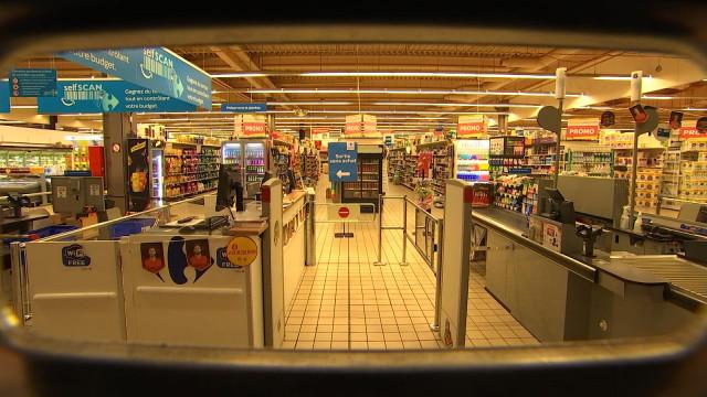 Le Carrefour Belle-Ile en grève. Avant d'autres ?