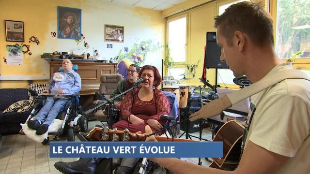 Le Chateau Vert veut financer 6 nouvelles unités d'accueil