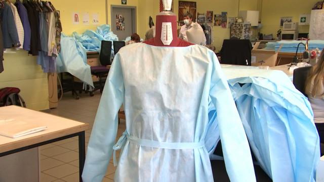 Le CHU lance un réseau couture contre le Coronavirus