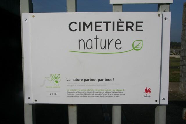 89 Cimetière Nature en Wallonie, dont 16 du côté de Liège