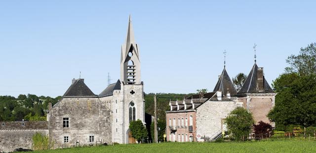 Le clocher de Ferrières primé