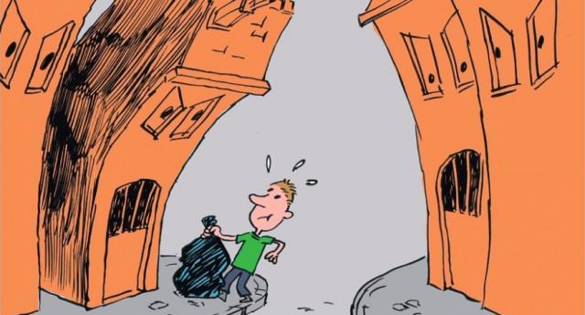 """Le collectif citoyen de Sainte-Marguerite : """"Mon quartier n'est pas une poubelle"""""""