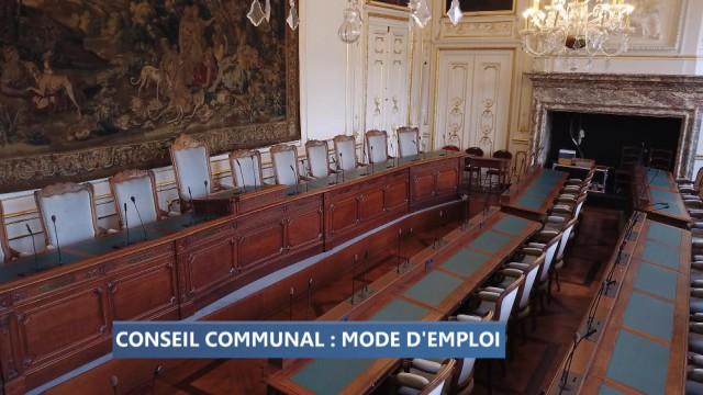 Le conseil communal de Liège en direct sur le web