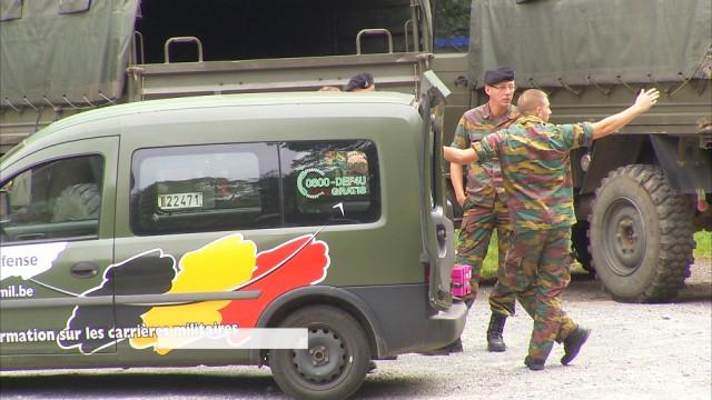 Le corps du militaire tombé de l'hélicoptère a été retrouvé
