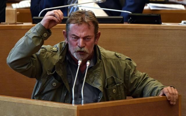 Le député wallon PTB Frédéric Gillot candidat dans le Limbourg