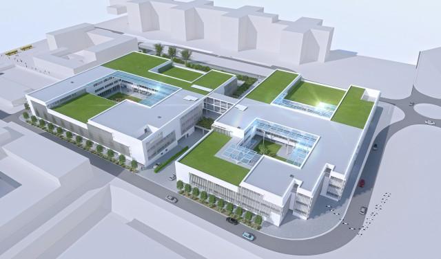 Le fonds d'investissement Wallonie Santé investit 20 millions € dans le projet LégiaPark