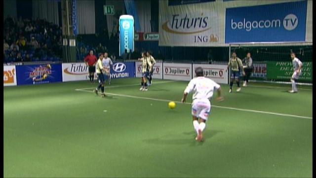 Le foot indoor reviendra à Coronmeuse en fin d'année