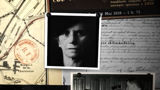 Le grand procès: La veuve Becker
