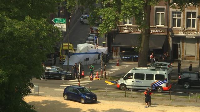 Le groupe État Islamique revendique l'attentat à Liège