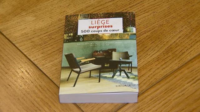 Le guide Liège surprises, 500 coups de cœur  est un succès