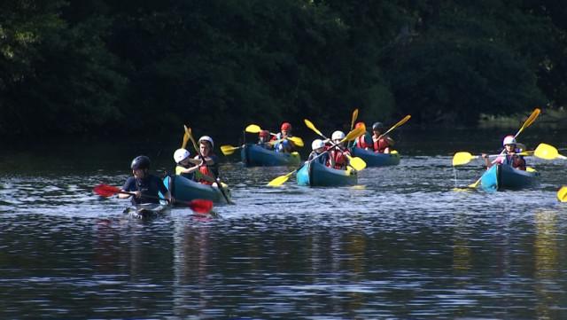Le kayak et ses stages d'été connaissent un réel engouement au Royal Mava Club Sauheid