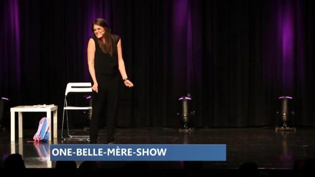 Le one-woman-show de Carole Matagne : pas simple d'être une belle-mère