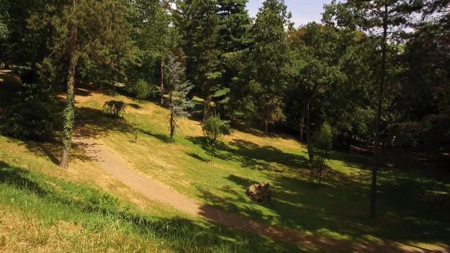 Le parc de Cointe, le plus complet des parcs liégeois
