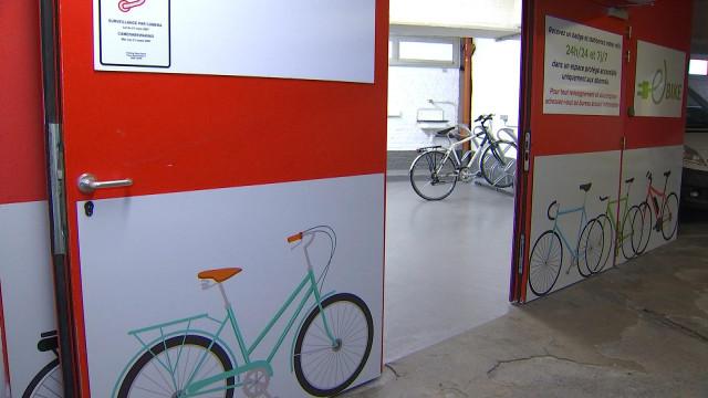 Le parking Saint-Denis à Liège s'ouvre aux vélos