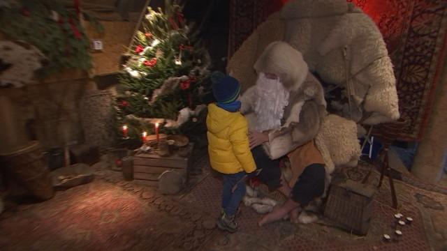 Le Pays des rennes du Père Noël