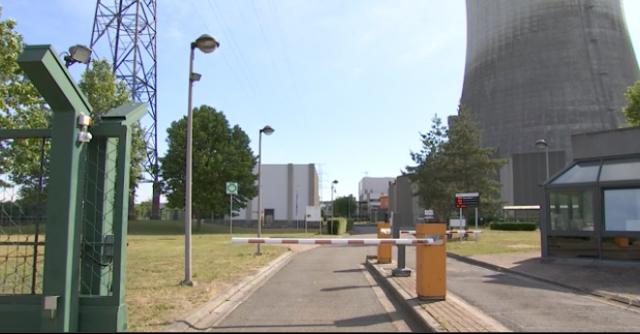 Le personnel de la centrale TGV poursuit l'arrêt
