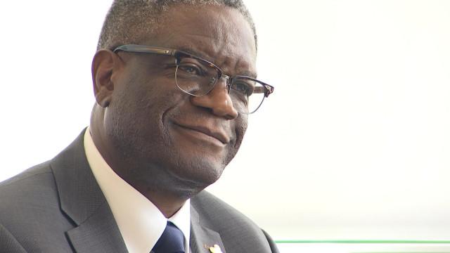 Le prix Nobel de la Paix pour le docteur Denis Mukwege