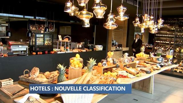 Le R Hôtel Expériences d'Aywaille classé 4 étoiles supérieur