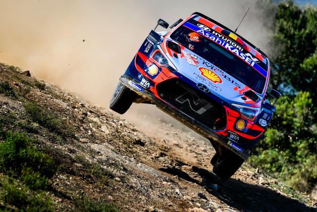 Le rallye belge WRC annulé, pas de Neuville à domicile