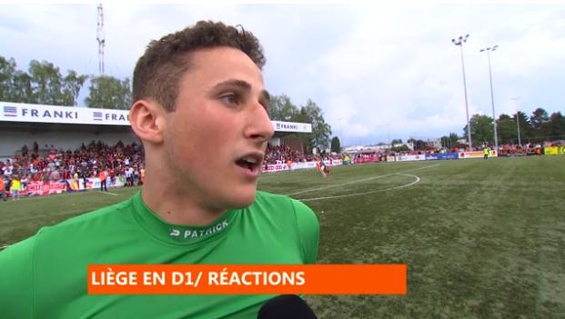 Le RFC Liège en D1 Amateur : Réactions