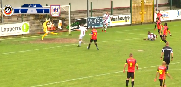 Le RFC Liège ramène la victoire d'Ingelmunster