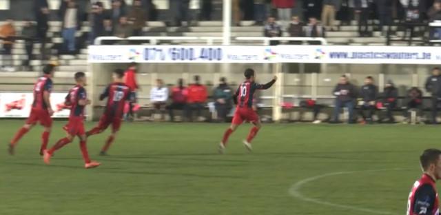 Le RFC Liège s'impose en fin de match à Charleroi