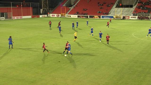 Le RFC Seraing marque 3 buts, et perd deux points !