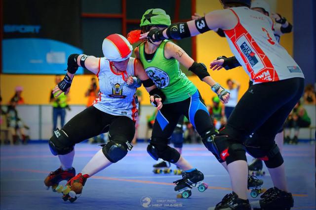 Le Roller Derby : Un sport à découvrir à Huy