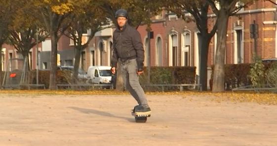 Le skate électrique comme nouvelle option de mobilité