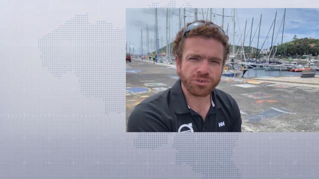 Le skipper liégeois Jonas Gerckens performe encore !