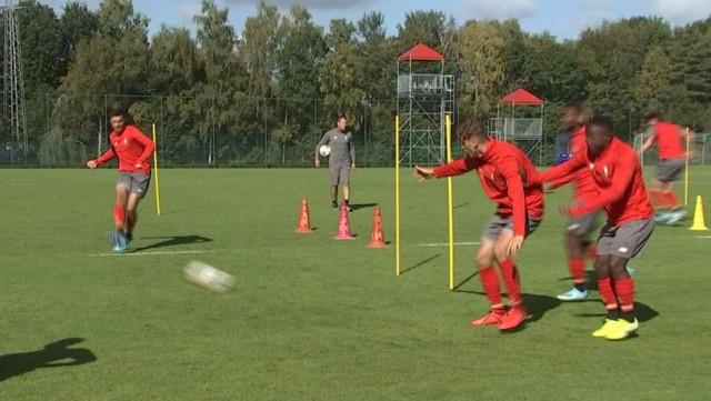 Le Standard débute l'Europa League