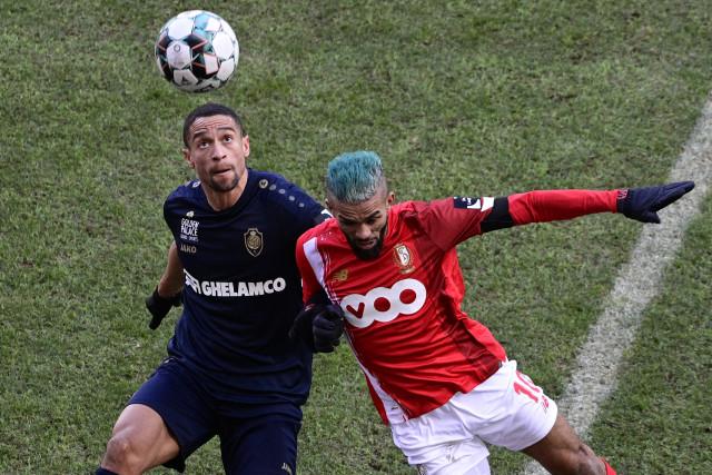 Le Standard et l'Antwerp se neutralisent