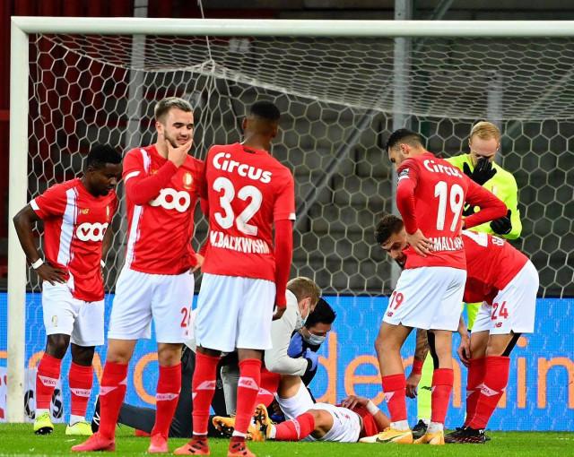 """Le Standard gagne sur le fil """"pour Zinho"""""""