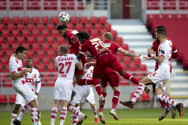 Le Standard ramène un point de l'Antwerp