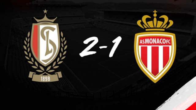 Le Standard renverse l'AS Monaco