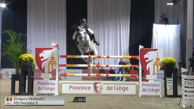 Le top 100 des cavaliers au Jumping de Liège!