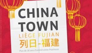 Le village Chinatown fait son retour à Liège ce 13 juin