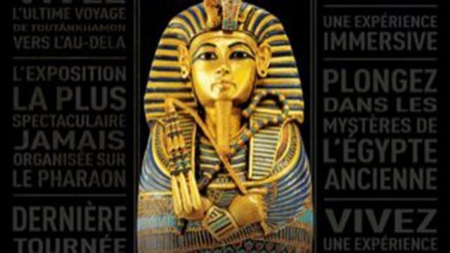 Voyage au coeur de l'Egypte aux Guillemins !
